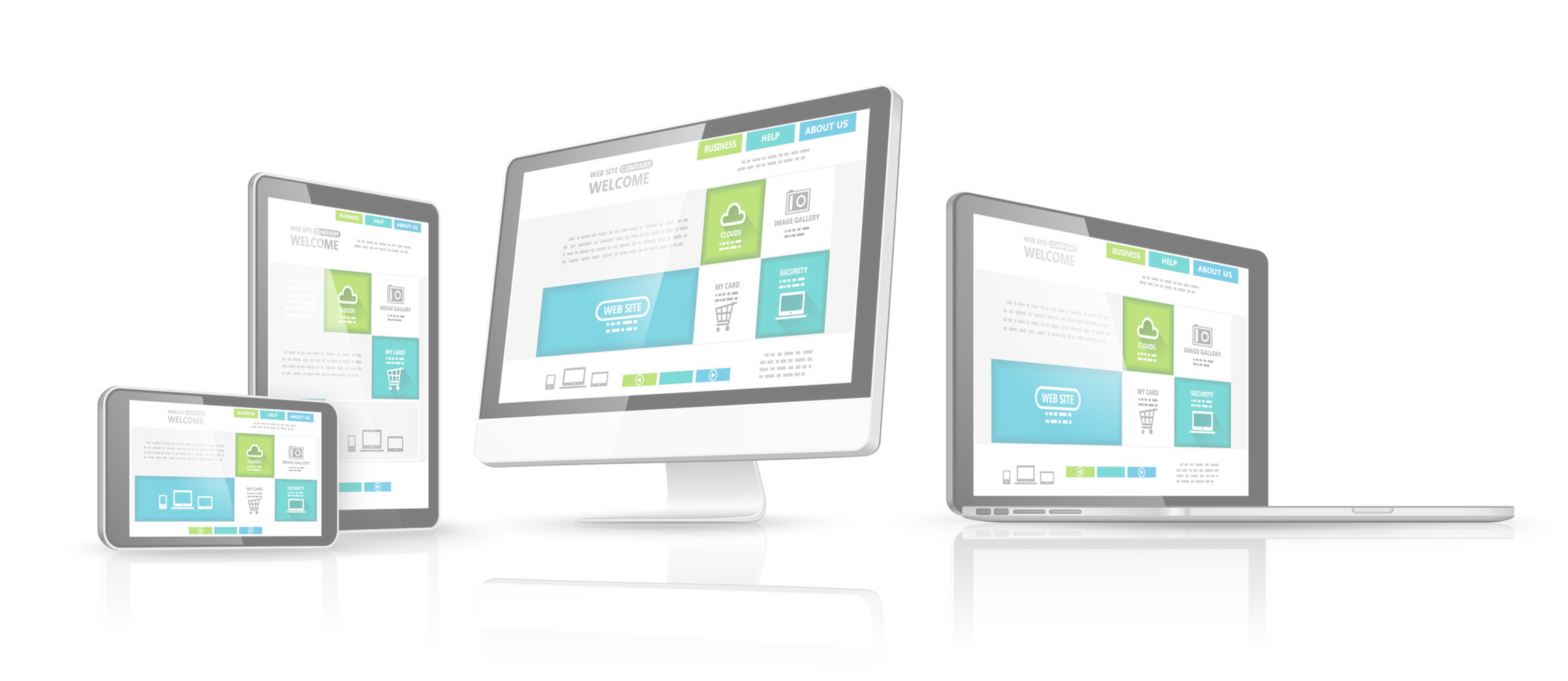 Website design in Camborne